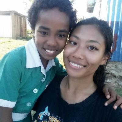 Sarah S in Fiji